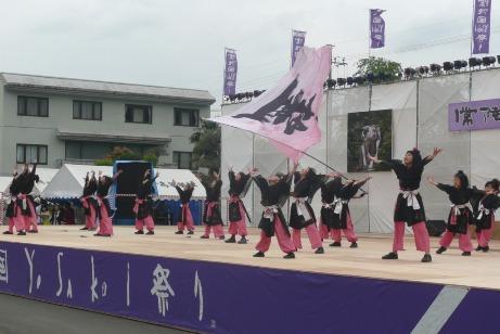 岩瀬嫂舞会Jr.舞姫(桜川市)