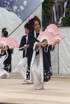小山北桜高校「櫻笑」(栃木県)