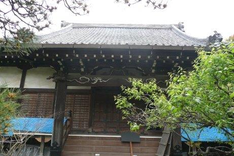 等覚寺の本堂