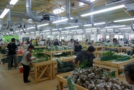 格安な野菜の販売