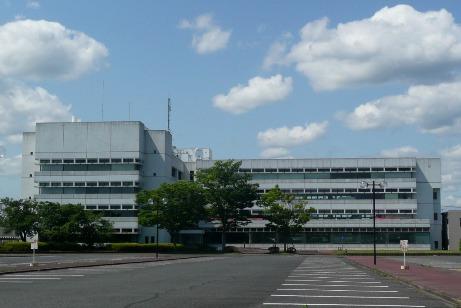 常陸太田市役所