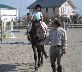 年長‐乗馬‐2