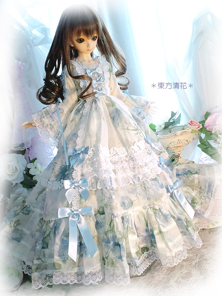 かわいい お姫様 ドレス イラスト , paintschainer