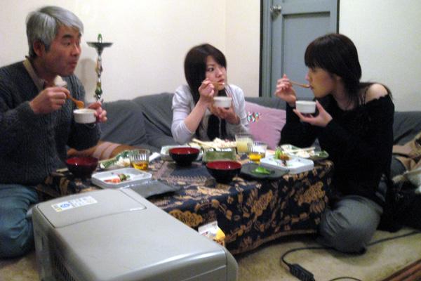2008 3.8シェアハウス名古屋おもてなし.中