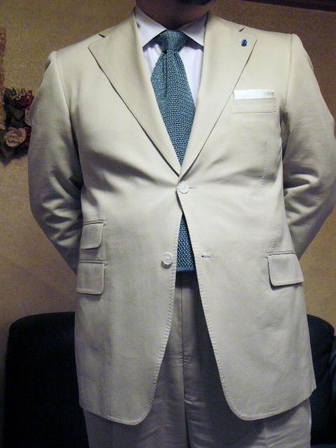 名古屋オーダースーツ