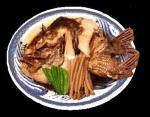 大鯛のかぶと煮