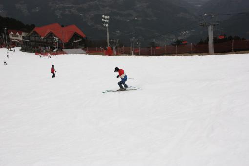 井川スキー場'09.03.09-2