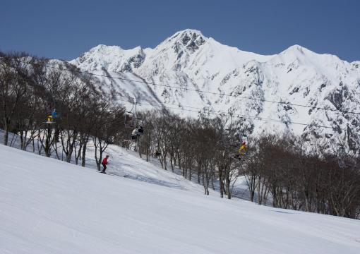 五竜スキー場'09.03.21-1