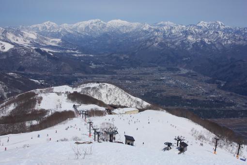 五竜スキー場'09.03.21-2