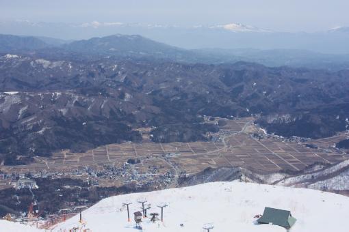 五竜スキー場'09.03.21-3