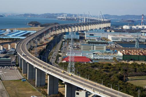 瀬戸大橋'09.03.30