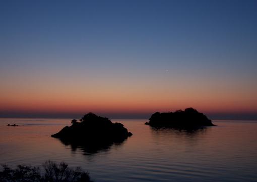 津田湾'09.04.10-1