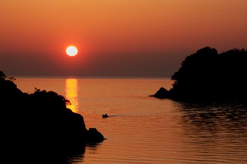 津田湾'09.04.10-4