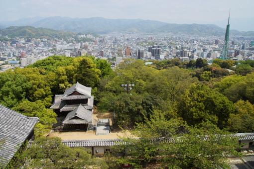 松山城ー5