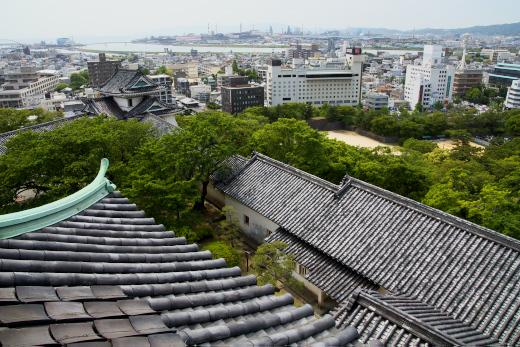 和歌山城ー4