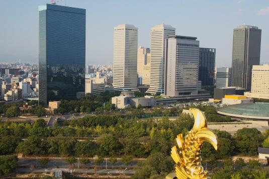 大阪城ー2