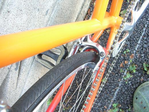 自転車の 自転車 サドル おすすめ ママチャリ : こういうブレーキに変えること ...