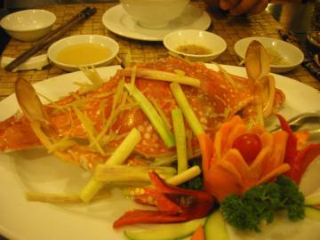 ベトナム2日目夕食2