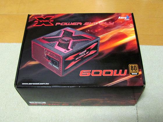 600W電源