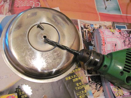 鍋蓋ツマミ