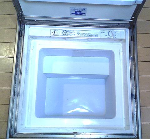 床下冷凍庫