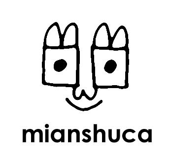 mianshucaマーク