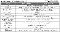 DDR400(PC3200)の512MHzが刺さっています。
