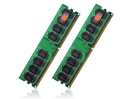JM2GDDR2-8K (DDR2 PC2-6400 1GB 2枚組)