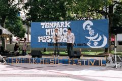 TMF2006_ステージ