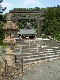 石見一宮 物部神社