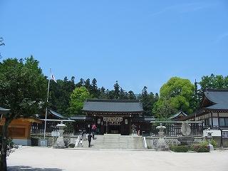 安芸国二宮 速谷神社