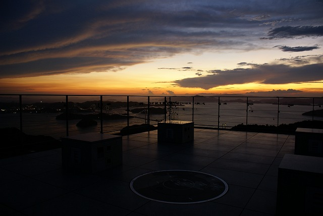 亀山展望台(20080727)