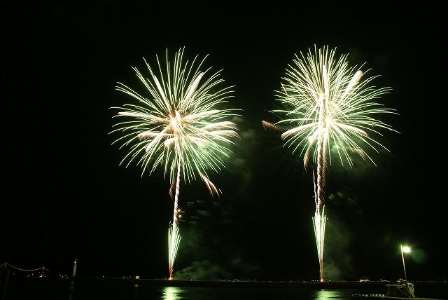 おんまく花火(20080802)