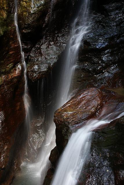 雨竜の滝②(20080815)