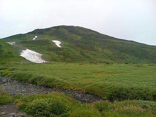 16鳥海山に登ってきました