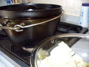白菜だけの角煮2