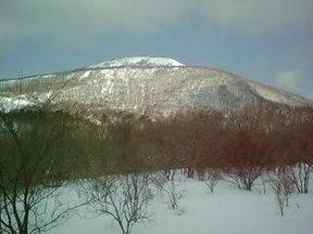 今年登った山1