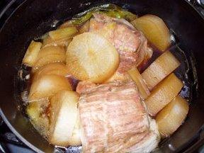 豚バラの昆布煮2