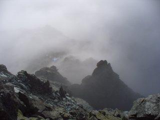 アルプス1万尺