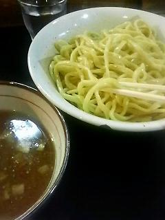 キリンジのつけ麺