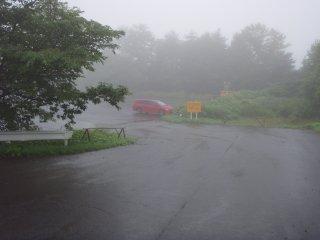 s11霧の中到着
