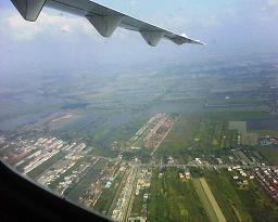 DSC00028-20water flood near Suvannnapun airport