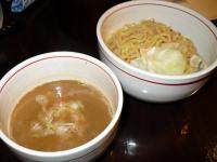 極太味噌つけ麺、魚味