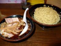豚しおつけ麺・2玉(細麺)