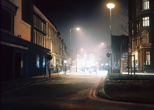 映画けいおん!メモリアルフィルムロンドン2泊目ゆいあず子守歌後ロンドン夜景