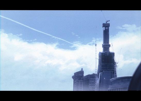 けいおん!メモリアルフィルムロンドン3日目背景