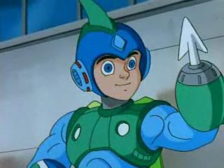 Mega Man 14話 「Terror of the Seven Seas」[0]