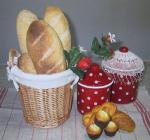 初成功のフランスパン