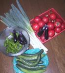 ありがたき野菜たち