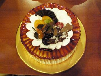 マノンのケーキ